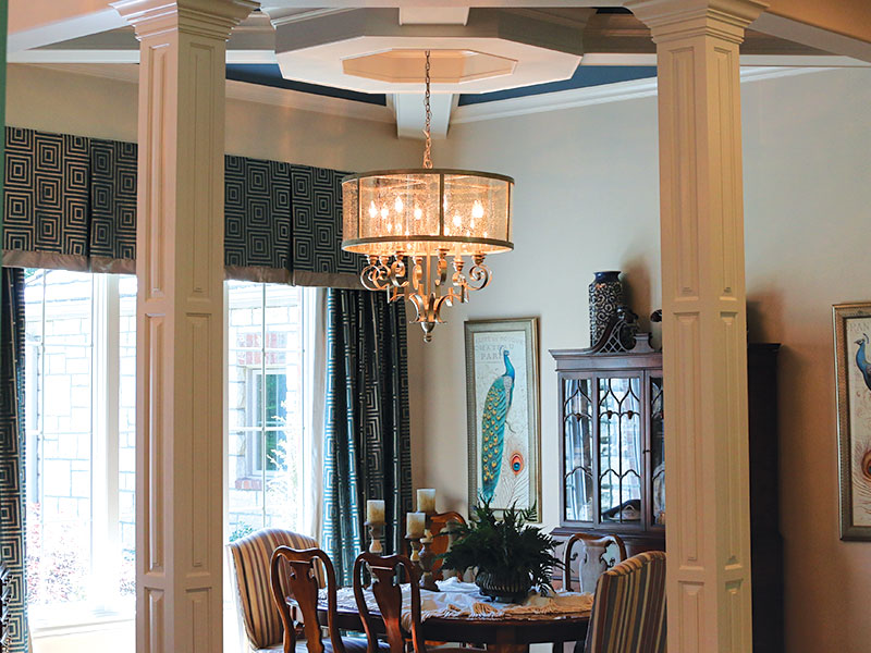 Dinning Room Lighting Springfield Missouri