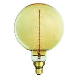 Blubrite Grand Nostalgic Circle Light Bulb