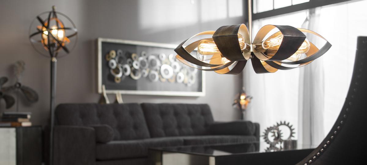 Use of Vintage Light Bulbs in Lighting Fixture