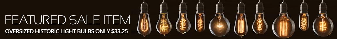 Historic Light Bulb Sale Springfield Missouri