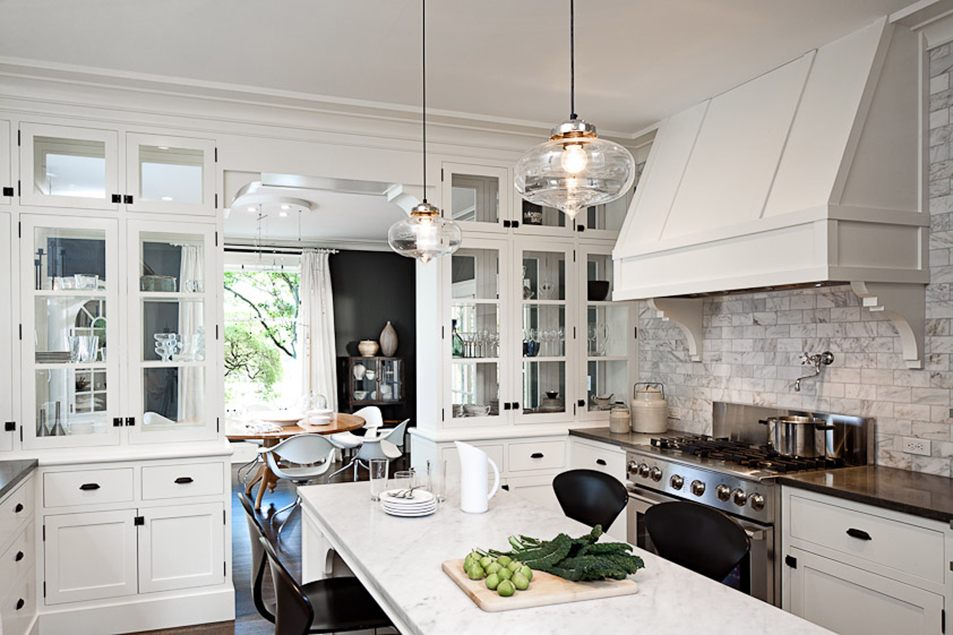 Oversized Historic Light Bulbs The Light House Gallery - Pendant lighting for white kitchen