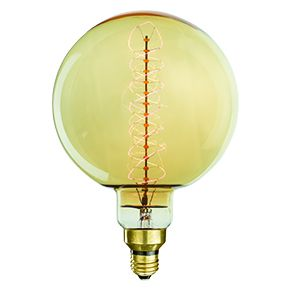 Blubrite Grand Nostalgic Circle Light Bulb
