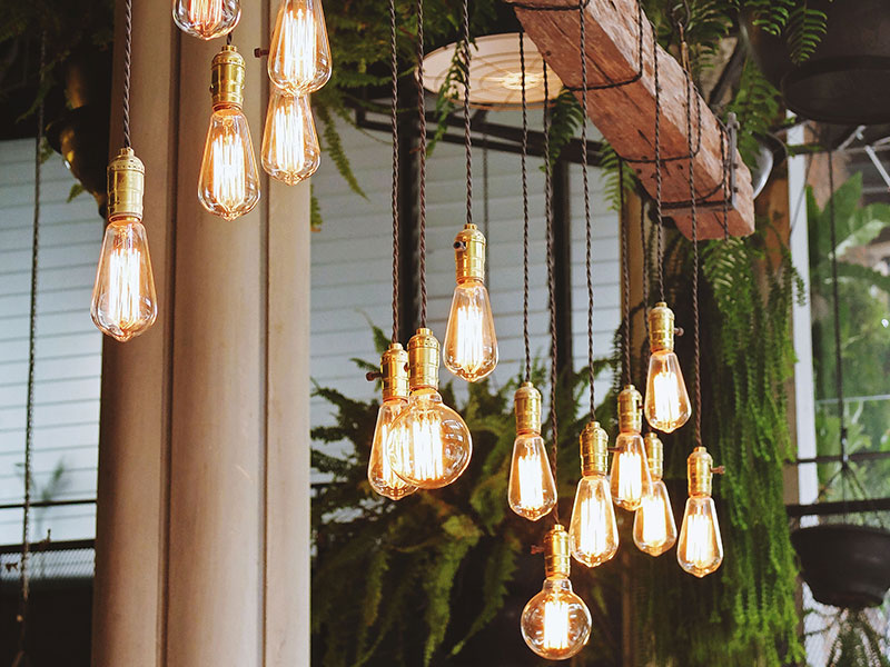 DIY Vintage Light Bulb Design Missouri