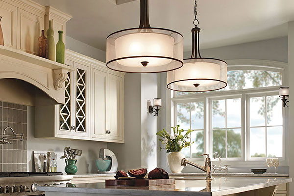 How To Choose Kitchen Lighting - The Light House Gallery