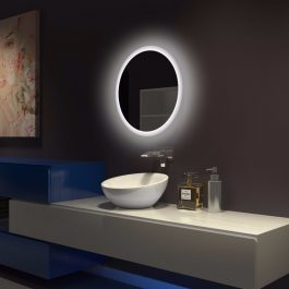 LED Backlit Mirror Archives The Light House Gallery - Bathroom fixtures springfield mo