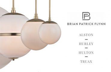 Brian Patrick Flynn Lighting Collection 2017