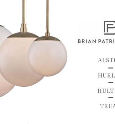 Brian Patrick Flynn Lighting Collection 2017