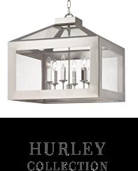 Hurley Collection by Crystorama Lighting