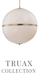 Truax Collection by Crystorama Lighting