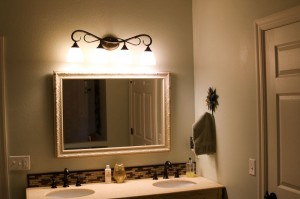 Lighting Above Sink